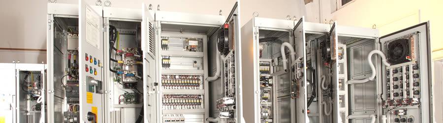 Control Panel Manufacturing - Denca - Imagination in
